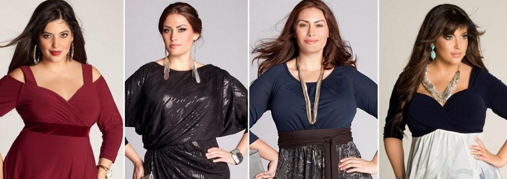 Что носить женщинам с короткой шей