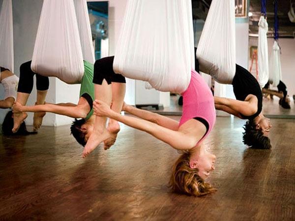 Йогу Упражнения Для Позвоночника