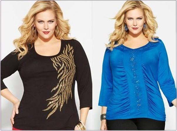 6 окт 2013 Фасоны блузок для полных. . Правильный выбор фасона - это самое важное при покупке блузки для полных