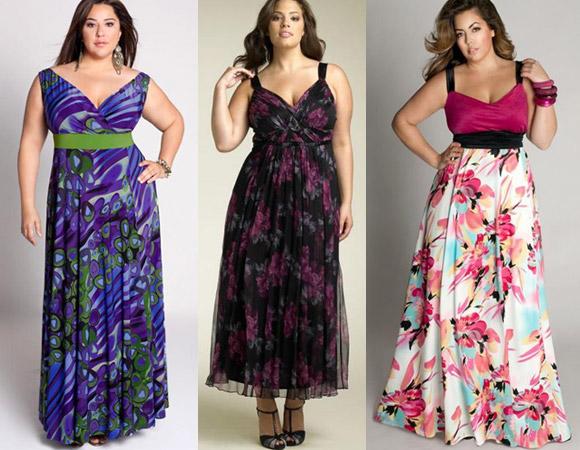 Мода для полных. сарафаны для полных дам
