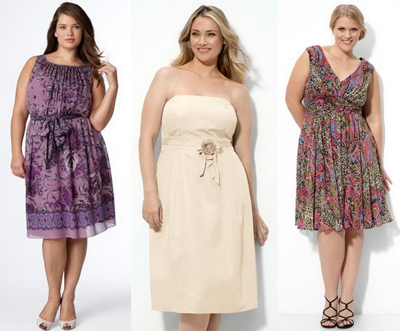 Стильная модель платья выполнена