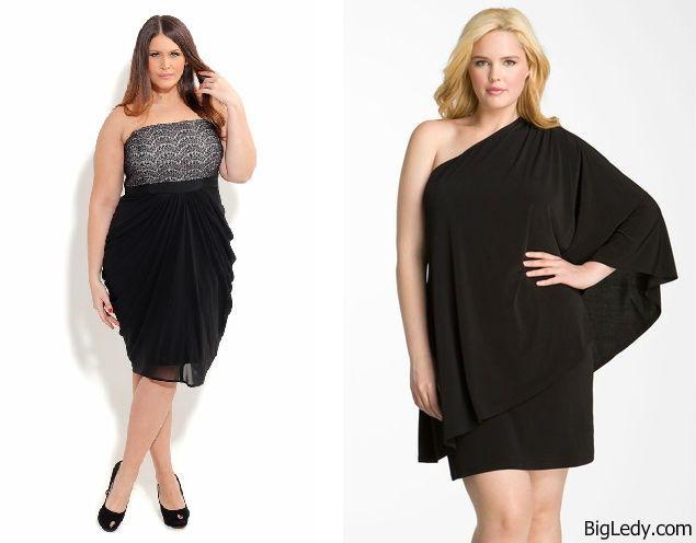 black-dressing