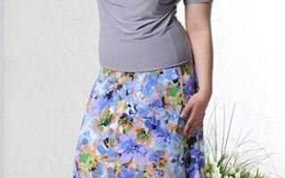 Летние юбки для полных женщин — рекомендации по выбору моделей