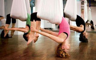 Воздушная йога — Что это?