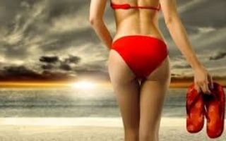 Собрались на пляж? Правила по выбору женского купального костюма.