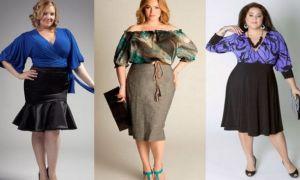 Юбка-годе — идеальный выбор для женщин с пышными формами