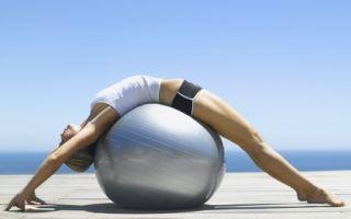 Как держать тело в форме с помощью упражнений