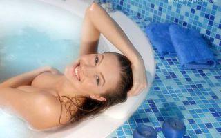 Аквааэробика в ванной