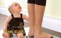 Когда уйдет лишний вес после родов?