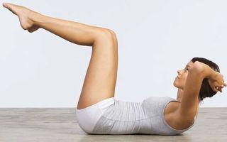 Как добиться похудения живота в домашних условиях?