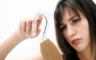 Шампуни от выпадения волос у женщин.
