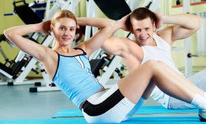 Как заниматься спортом и не накачать мышцы.