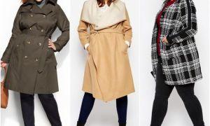 Мода осень-зима для полных