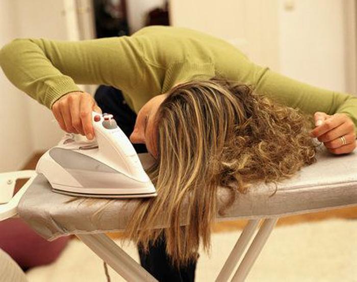 народные способы для волос