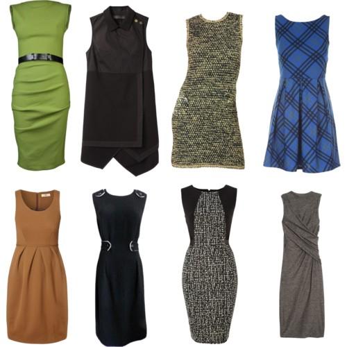 в чего одеваться полным женщинам